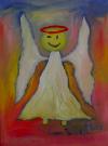 Obraz olejny: Lucyna Pawlak (Lu) - Morski anioł 8