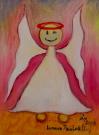 Obraz olejny: Lucyna Pawlak (Lu) - Morski anioł 9