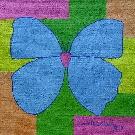 Obraz olejny: Lucyna Pawlak (Lu) - Motyl
