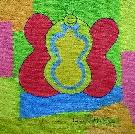 Obraz olejny: Lucyna Pawlak (Lu) - Poczwarka