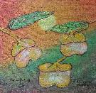 Obraz olejny: Lucyna Pawlak (Lu) - Słońce 25