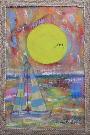 Obraz olejny: Lucyna Pawlak (Lu) - Słońce 30