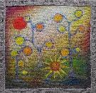 Obraz olejny: Lucyna Pawlak (Lu) - Słońce 32
