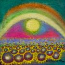Obraz olejny: Lucyna Pawlak (Lu) - Słoneczny 2