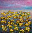 Obraz olejny: Lucyna Pawlak (Lu) - Słoneczny 6