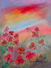 Obraz olejny: Lucyna Pawlak (Lu) - Śmiało pod wiatr 3